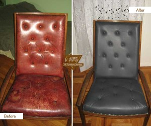 Leather-Reupholstery