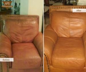 Leather-restoration