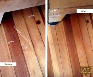 Scratched-Wood-Floor