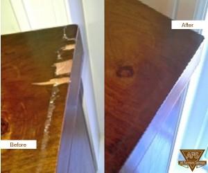 Wooden-Chipped-Dresser-repair