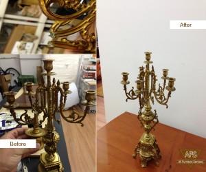antique-candle-holder-metal-bronze-repair