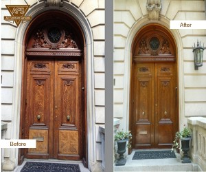 entance-door-finishing