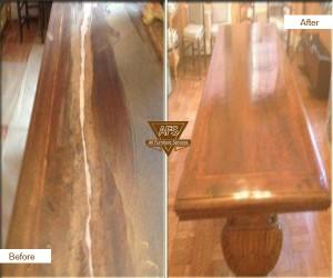 tabel-top-wood-cracked-warped-shrank-repair-fill-refinish